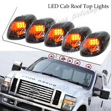 9-LED Cab Roof Running Marker Lights For Pickup Truck SUV Off Road ... Zroadz Is First To Market For The 2018 Ford F150 Led Mounting Smoked Top Roof Dually Truck Cab Marker Running Clearance Lights 0316 Dodge Ram 2500 3500 Amber Smoke Cab Roof Lights 5 Piece 54in Curved Light Bar Upper Windshield Mounting Brackets For 02 Ikonmotsports 0608 3series E90 Pp Front Splitter Oe Painted 3pc For 0207 Chevy Silveradogmc Sierra Smoke Shield With Led Chelsea Company Ford Interceptor Utility Can Run With No Roof Lights Thanks To New Chevrolet Silverado 2500hd Questions Gm Kit Anzo 5pcs Oval Lens Dash Z Racing 8096 F250