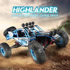 100 Fastest Rc Truck JJRC Q39 112 4WD RC Desert RTR 35kmh Speed 1kg High