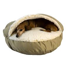 Top Rated Orthopedic Dog Beds by Snoozer Cozy Dog Cave Hayneedle