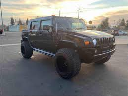 2005 Hummer H2 For Sale | ClassicCars.com | CC-1178052 Hmmwv Humvee M998 Military Truck Parts Report Gm Could Buy Maker Am General Bring Everything Full Fire Trucks Archives Gev Blog Hummer 4wd Suv For Sale 1470 Who Owns This Hideous Hummer Celebrity Cars Jurassic Trex Dont Call It A Ultra Hd H3x 91 191200 H3 Pinterest 2003 Hummer H1 Search And Rescue Overland Series Rare 2 Door Truck Review 2009 H3t Alpha Photo Gallery Autoblog 2005 H2 Sut For Sale 2167054 Hemmings Motor News For Sale Httpebayto2t7sboq Hummerforsale Hard