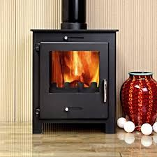 modern multi fuel stoves 5 black contemporary woodburning stove 5kw