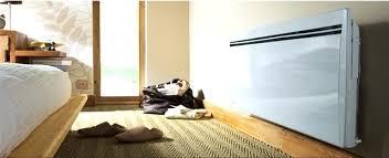 température idéale pour chambre bébé radiateurs design acova zehnder chambre blanche avec lit pour