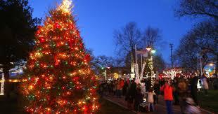 Christmas Tree Shop Brick Nj by Bradley Beach Tree Lighting Ceremony