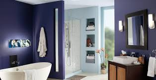 Blue Bathroom Ideas And Inspiration | Behr The 12 Best Bathroom Paint Colors Our Editors Swear By Light Blue Buildmuscle Home Trending Gray For Lights Color 23 Top Designers Ideal Wall Hues Full Size Of Ideas For Schemes Elle Decor Tim W Blog 20 Relaxing Shutterfly Design Modern Tiles Lovely Astonishing Small