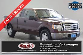 Used 2010 Ford F-150 For Sale | Houston TX