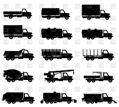 Trucks And Lorries Silhouettes Royalty Free Vector Clip Art Image ... A Fire Truck Silhouette On White Royalty Free Cliparts Vectors Transport 4x4 Stock Illustration Vector Set 3909467 Silhouette Image Vecrstock Truck Top View Parking Lot Art Clip 39 Articulated Dumper 18 Wheeler Monogram Clipart Cutting Files Svg Pdf Design Clipart Free Humvee Dxf Eps Rld Rdworks