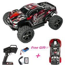 100 Monster Truck Remote Control Details About REMO 116 24Ghz 4WD High Speed RC OffRoad Car Red
