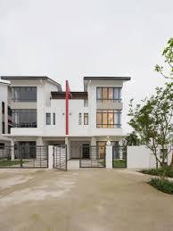 100 Semi Detached House Design By Landmak Architecture