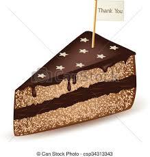 Thank You Chocolate Cake csp