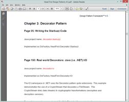 Decorator Pattern C Logging by Net Design Pattern Framework Dofactory Com