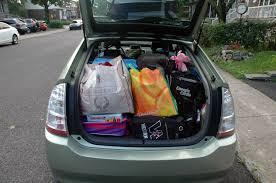 coffre toit de voiture effet d un sac de toit sur la consommation d une voiture