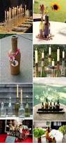 Decorative Wine Bottles Ideas by 309 Best Wine Wedding Ideas Images On Pinterest Dream Wedding