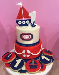First Birthday Cakes 3 Sweet Girls Cakery