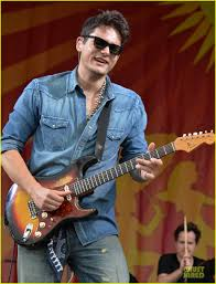 John Mayer New Orleans Jazz Heritage Music Festival