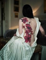 65 Beautiful Flower Tattoo Designs