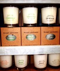 bougies parfumees pas cheres bougies artisanales parfumées beauté en image