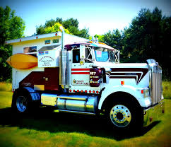 Semi-Truck Camper | Camp-In-Style | Pinterest | Truck Camper, Semi ...