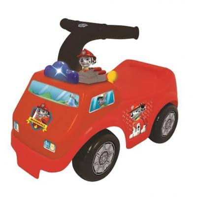 Paw Patrol Light 'n' Sound Rescue Marshall Fire Truck Ride-On