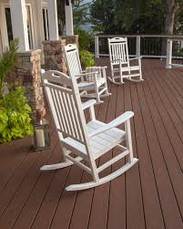 How To Buy An Outdoor Rocking Chair | Trex® Outdoor Furniture™ Solid Peroba De Rosa Heavy Wood Rocking Chair Fniture Fascating Amish Chairs With Interesting Bz Kd20n Classic Wooden Childs Porch Rocker Natural Oak Ages 37 Lovely American Vintage Oak Antique Dexter Ash Duty Used For Sale Chairish Bent Style Jack Post Childrens Patio Of America Oria Brown Hardwood Michigan State