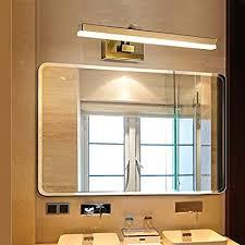 spiegellicht geführt badezimmer toilette badezimmer