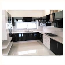 China Modern Metal Frame Home Kitchen Cabinets China Customized