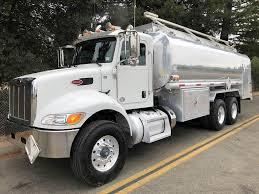 100 Lube Truck For Sale 2012 Peterbilt 348 Fuel Healdsburg CA