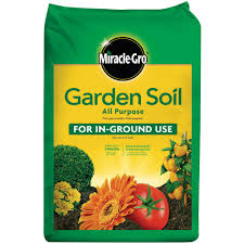 Miracle Gro 0 75 cu ft All Purpose Garden Soil The