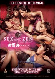 Sex and Zen 3D: Extreme Ecstasy (2011) [Vose]
