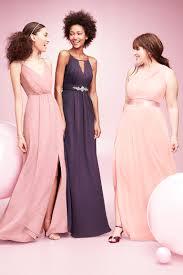 mismatched bridesmaid dress styles david u0027s bridal