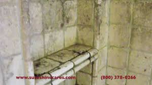tumbled travertine shower cleaning newport travertine