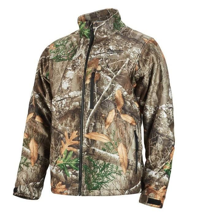 Milwaukee Men's M12 Xtra Heated Jacket - Realtree, X Large