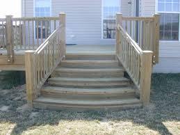 the 25 best deck stairs ideas on pinterest outdoor deck