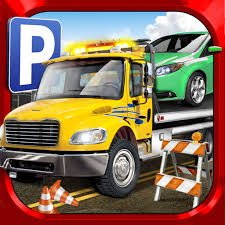 3D Impossible Parking Simulator 2 - Real Police Monster Tow Truck ...
