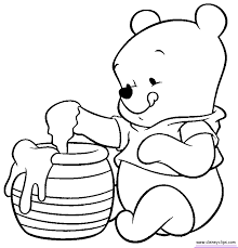 Online For Kid Baby Disney Characters Coloring Pages 28 In Print With