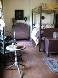 Colonial Bedroom Sets