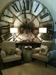 Big Round Wall Clocks 1