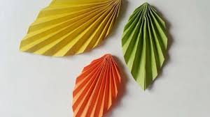 How To Create Easy And Fun Paper Leaves