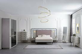 guccim schlafzimmer bett kleiderschrank nachtisch kommode spiegel