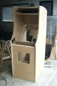 Arcade Cabinet Plans Metric by Cool Mame Cabinet Plans Cabinet Plans Arcade Cabinet Plans Metric