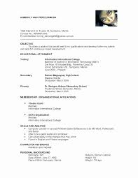 How To Type Up Refernces For Resume Inspirational Reference Sample Format With References Should