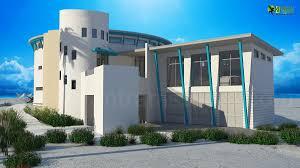 100 Bungalow House Interior Design ArtStation Modern 3D Architectural Exterior