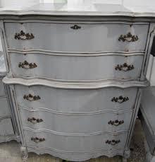 Sauder Harbor View Dresser Antiqued White by Tall Grey U0026 White Vintage Antique Bassett Dresser Dressers
