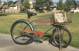 Sold - FS: 1961 Schwinn Cycle Truck | The Classic And Antique ... Our Vintage Collection Ace Bicycle Shop Mighty Fine 1939 Schwinn Cycle Truck Bike Pinterest Cycling Wheels Of The Past Current Display By Year New Era Bicycles Restoration 1960s Columbia Rambler Jon Marinellos Youtube Prewar Cycle Truck The Classic And Antique Exchange For Sale 500 Sold Fs 1961 Hauls Freight Urban Adventure League Pacific Antique Life On 2 Other Stuff