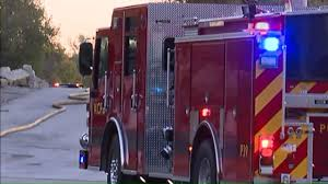 100 Kansas Fire Trucks City MO Fighters Rescue Group Trapped By Cave