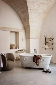lounge chair bouclé sand ferm living