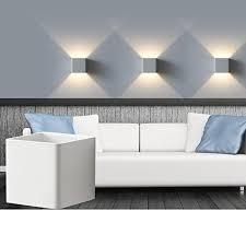lightess 5w led up wall light living room lights wall l