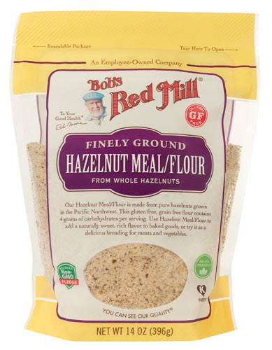 Bobs Red Mill Hazelnut Flour, Finely Ground - 14 oz