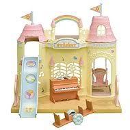 sylvanian families furniture living room set