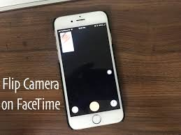 How to Flip FaceTime camera in iOS 11 on iPhone iPad Video Call