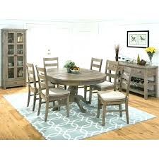 Round Dining Table Rug Room Ideas Kitchen For